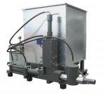 Compact-150  гидравлический брикетировочный пресс до 50 кг/час
