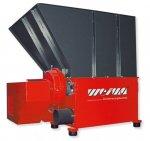 Однороторные дробилки для твердых пород дерева, МДФ и подобных материалов, 1300 - 3600 кг/час щепы