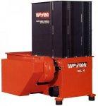 Однороторные дробилки для кусковых отходов мягких пород дерева,    200 - 800 кг/час щепы