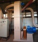 Агрегат сушки - измельчения древесной щепы 500 - 3000 кг/час